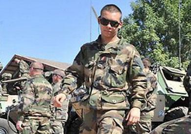 قوات من الجيش الفرنسي