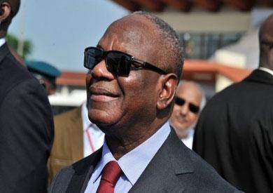 الرئيس المالي إبراهيم أبوبكر كيتا