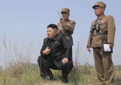 كيم جونج أون - زعيم كوريا الشمالية
