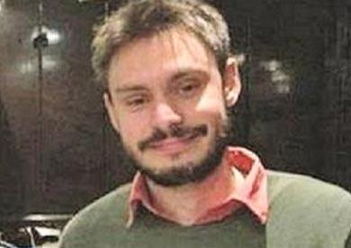 جوليو ريجيني الطالب الايطالى