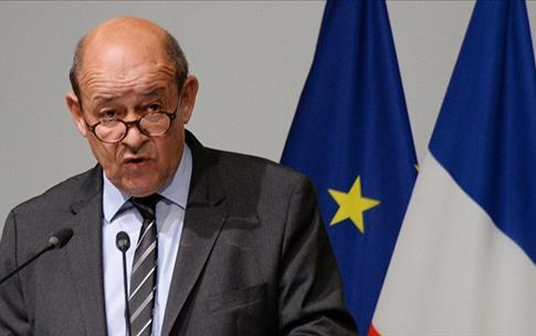 وزير خارجية فرنسا، جون إيف لودريان