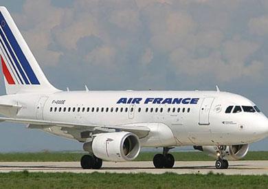 طائرة ركاب فرنسية