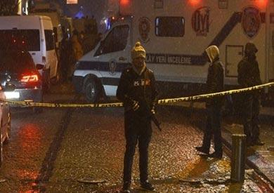 العملية الانتحارية فى اسطنبول ارشيفية