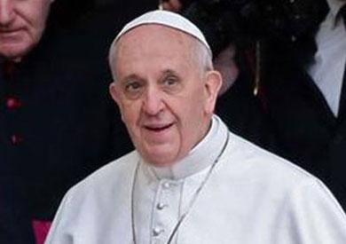 للبابا فرانسيس الأول بابا الفاتيكان