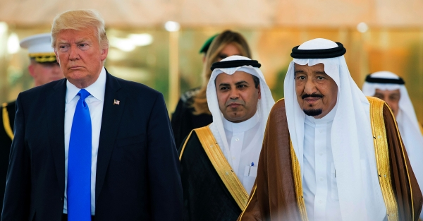 بيان سعودي أمريكي: تدخلات إيران خطر على أمن المنطقة والعالم