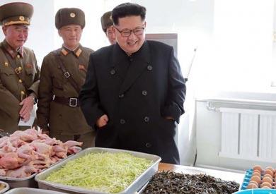 وجبات زعيم كوريا الشمالية تصيب جنوده بالإسهال