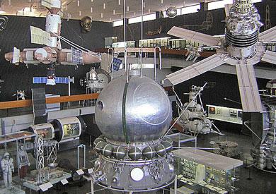 محطة فضاء روسية