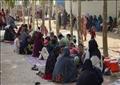 لاجئين افغان