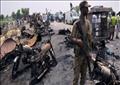 ارتفاع حصيلة ضحايا انفجار شاحنة نفط في باكستان إلى 153 قتيلا
