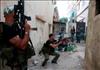 اشتباكات المجموعات المسلحة في ليبيا- أرشيفية