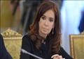الرئيسة الارجنتينية السابقة كريستينا فرنانديز دي كيرشنر