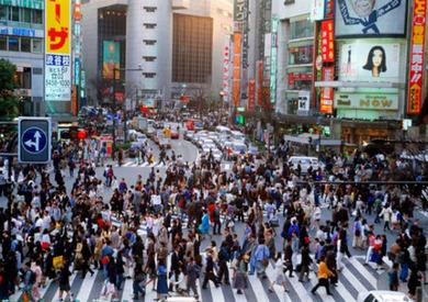 العجز السكاني في اليابان