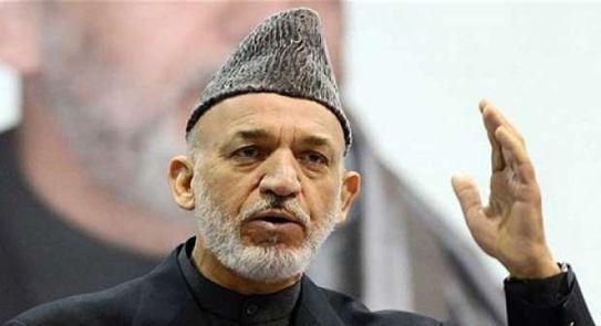 رئيس أفغانستان السابق مهاجما الغرب: يغادرون بعد 20 عاما من الحرب تاركين بلدا ممزقا