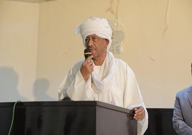 عضو مجلس السيادة الانتقالي بالسودان حسن شيخ إدريس