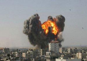 إسرائيل تواصل قصفها لقطاع غزة
