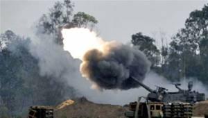 تواصل القصف الإسرائيلي على غزة