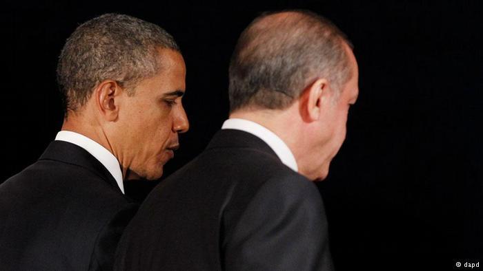 اردوغان يرفض تسليح المقاتلين الأكراد في سوريا -