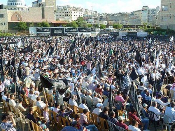 حزب التحرير يحشد الآلاف من أنصاره