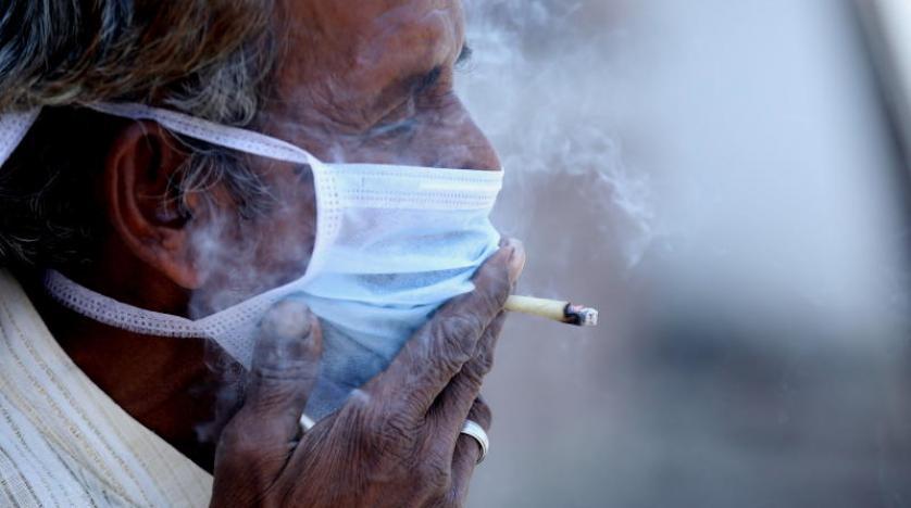 التدخين والكورونا