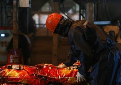 التدفئة عن المنغوليين