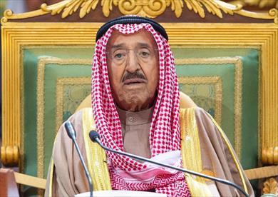 جابر الأحمد الصباح أمير الكويت