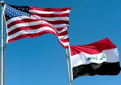 العراق والولايات المتحدة الامريكية