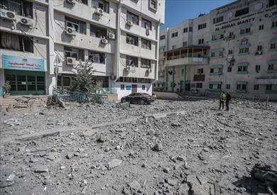 العملية العسكرية بغزة