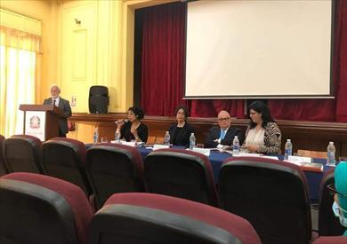 3 مبادرات ثقافية أعلنها السفير الإيطالي بالقاهرة
