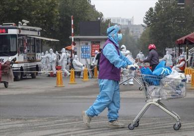 بسبب كورونا.. الصين تغلق مدينة لانتشو وتطلب من سكانها التزام منازلهم