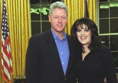 بيل كلينتون يروي لزوجته هيلاري تفاصيل خيانته لها مع مونيكا لوينسكي