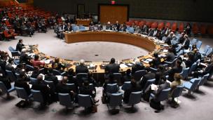 مجلس الأمن الدولي - أرشيفية