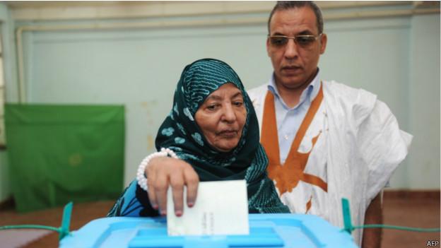 تجري الانتخابات الرئاسية في ظل دعوات المعارضة لمقاطعتها بعدما قاطعت الانتخابات التشريعية في أبريل الماضي