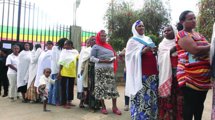 غدا.. انطلاق الانتخابات البرلمانية العامة السادسة في إثيوبيا وسط مخاوف أمنية