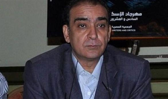 د.وليد سيف، رئيس المركز القومي للسينما