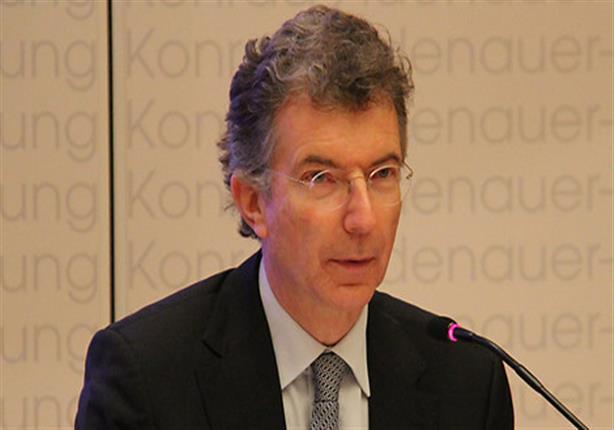 السفير الألماني في الأمم المتحدة - كريستوف هويسجن
