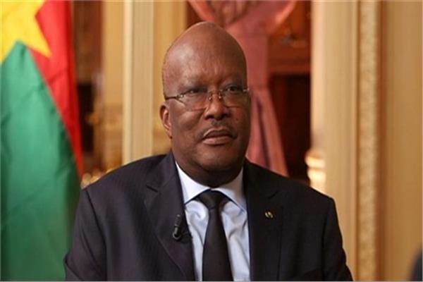 رئيس بوركينا فاسو روش مارك كريستيان كابوري