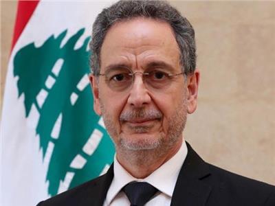 وزير التجارة اللبناني رؤول نعمة