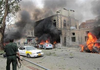 استهداف مسجد شيعي في صنعاء - أرشيفية