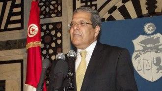 وزير الخارجية التونسي عثمان الجرندي