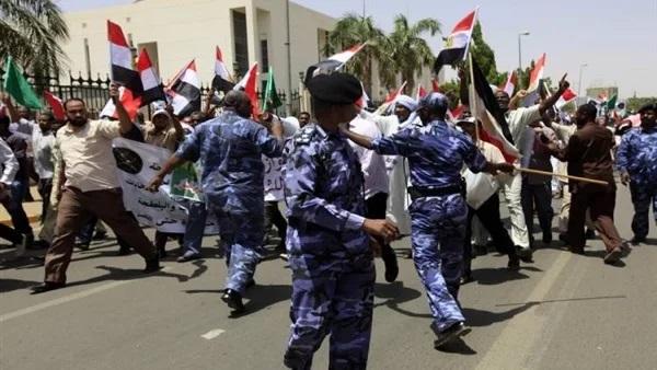 العنف في السودان
