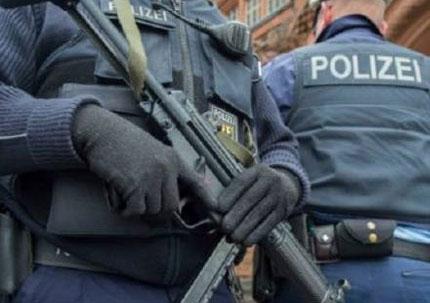 السلطات الألمانية