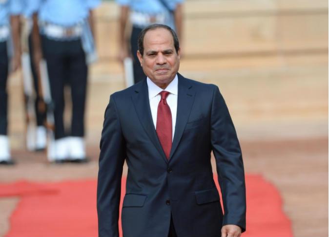 الرئيس السيسي يصل استاد القاهرة لحضور احتفالية حياة كريمة لتطوير الريف