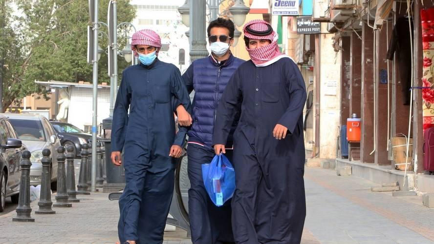 الكورونا في السعودية - ارشيفية