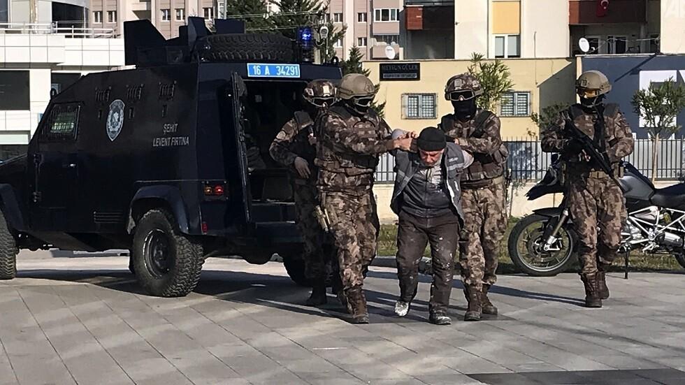 الأمن التركي يعتقل قياديا كبيرا في داعش