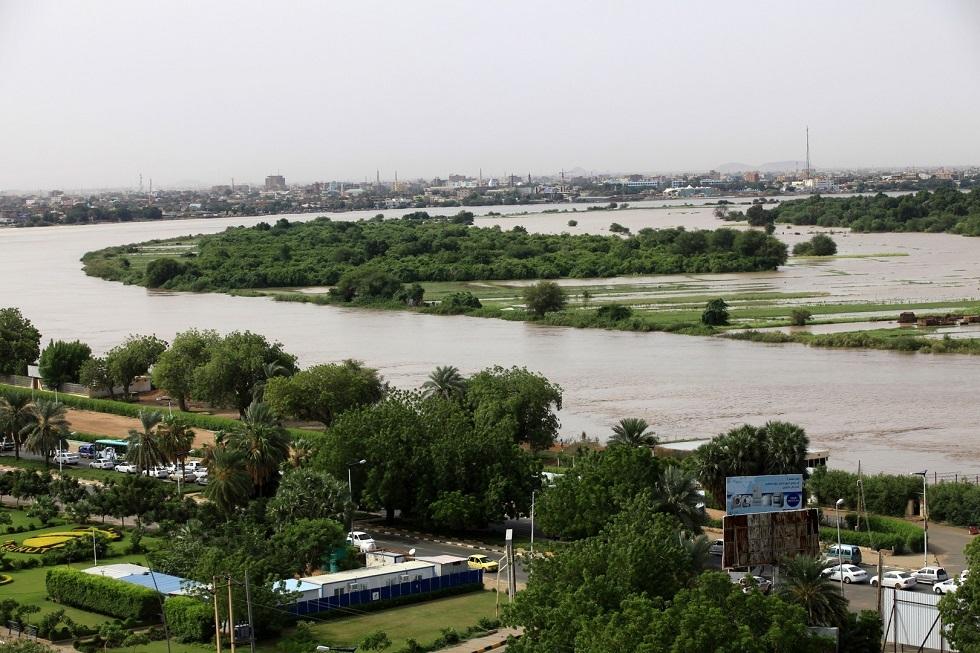 ولاية سنار السودانية تعلن حالة الاستنفار القصوى بسبب ارتفاع مناسيب النيل الأزرق