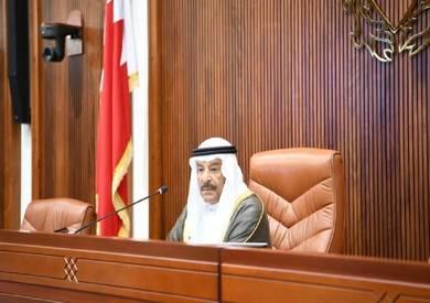 علي بن صالح الصالح رئيس مجلس الشورى البحريني