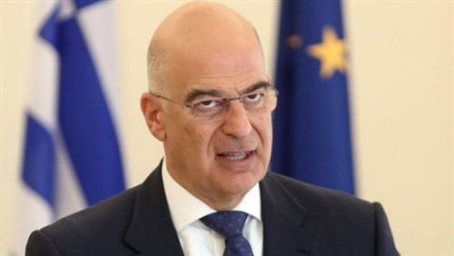 وزير الخارجية اليوناني نيكوس دندياس