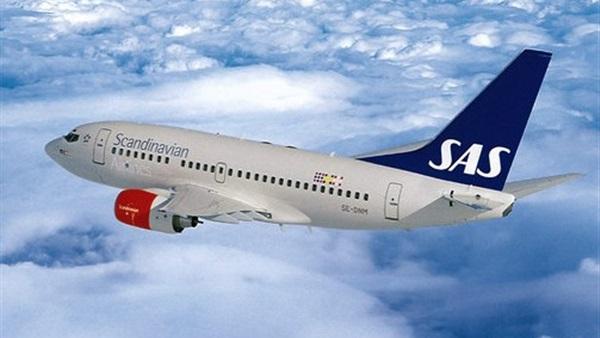 الخطوط الجوية الإسكندنافية
