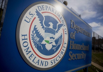 وزارة الأمن الداخلي الأمريكي