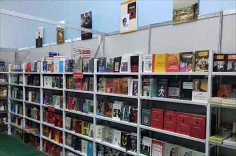 جناج دار الشروق بصالون الجزائر للكتاب